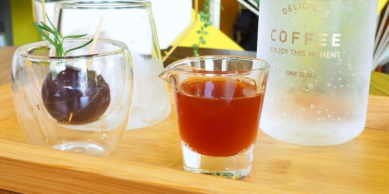 <台中咖啡> 犀牛咖啡,傢俱店內的咖啡館,逛傢俱店還能坐下來點杯咖啡喝,雙重品味的享受!