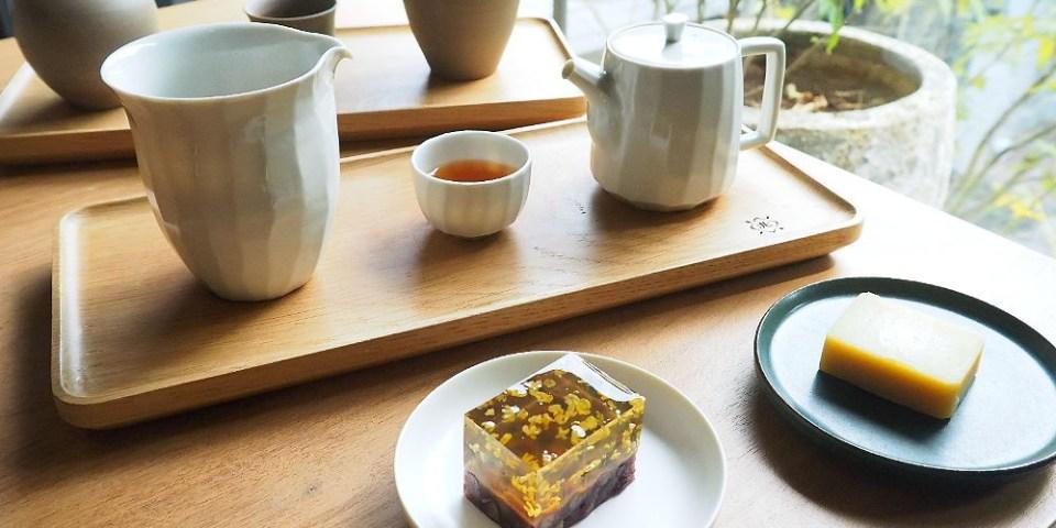 <台中下午茶> 兆兆茶苑,沖一壺台灣茶配一塊茶點,讓優雅品茗也能融入生活美學!