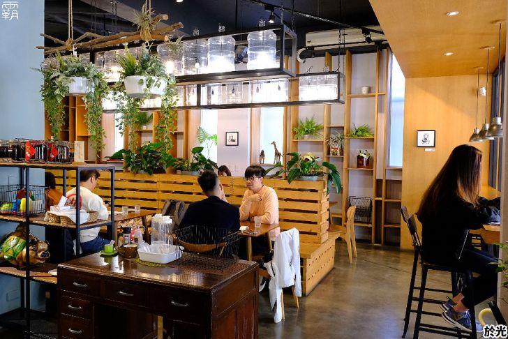 20210119191238 16 - Solar table於光早午餐,野菜盤使用自家栽種生菜,翠綠野菜好豐盛,假日生意超夯阿~