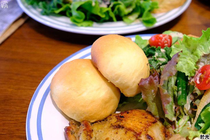 20210119191912 13 - Solar table於光早午餐,野菜盤使用自家栽種生菜,翠綠野菜好豐盛,假日生意超夯阿~