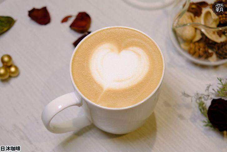 20210121175614 68 - 熱血採訪 | 文心路新開幕咖啡店,The Moon日沐咖啡創意料理多,草莓雪人牛奶超cute~