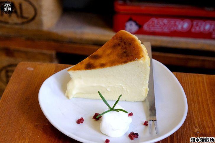20210131002142 3 - 屋內不到十個人座位的小店,細水焙煎所,咖啡配布丁、烤乳酪純粹的好滋味!