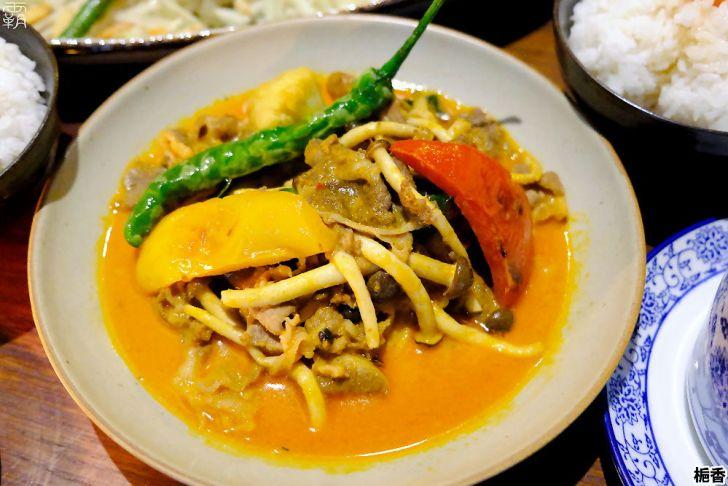 20210319005738 24 - 預約制的泰式餐館,梔香餐館環境美燈光佳,還有好吃的泰式咖哩~