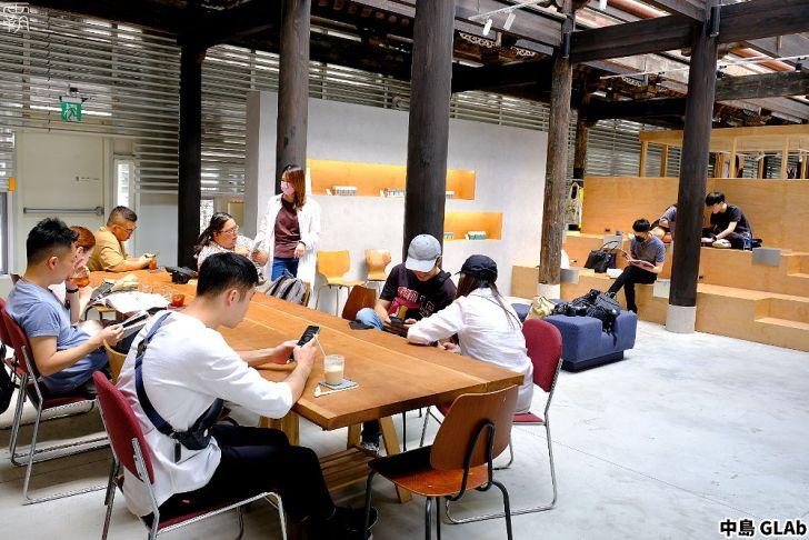 20210410194252 17 - 古蹟內喝咖啡~臺灣府儒考棚 X 中島 GLAb,結合展覽、選物、咖啡的好去處~