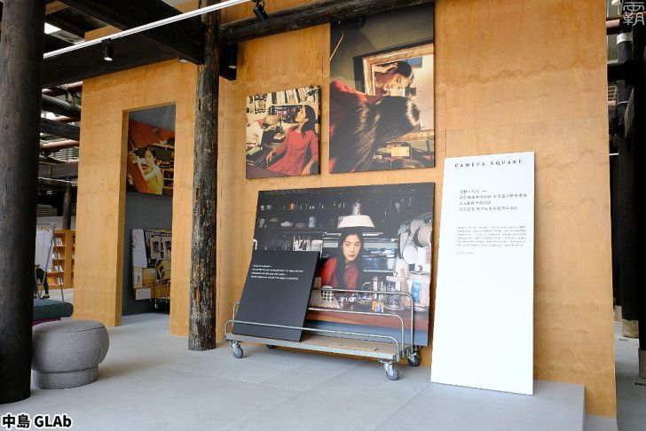20210410194254 4 - 古蹟內喝咖啡~臺灣府儒考棚 X 中島 GLAb,結合展覽、選物、咖啡的好去處~