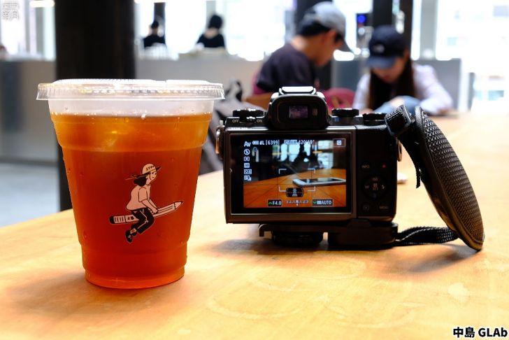 20210410194553 41 - 古蹟內喝咖啡~臺灣府儒考棚 X 中島 GLAb,結合展覽、選物、咖啡的好去處~