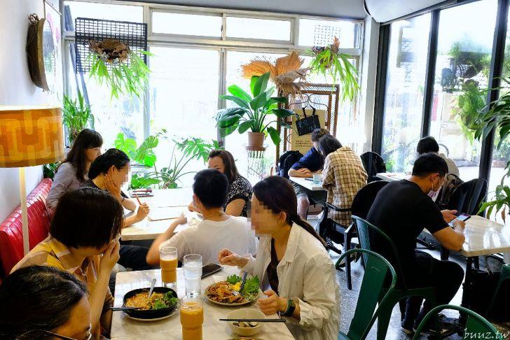 20210428192856 87 - 隱身在模範街內的泰式餐館,張波歺室,平價美味用餐時間人潮多