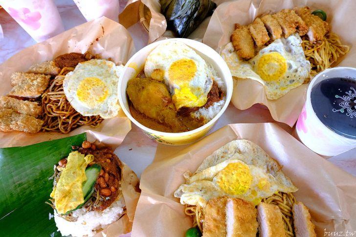 20210430223743 96 - 柳川旁馬來西亞風味料理,老王去野餐,騎樓下的南洋小吃,三八醬炒麵香辣入味