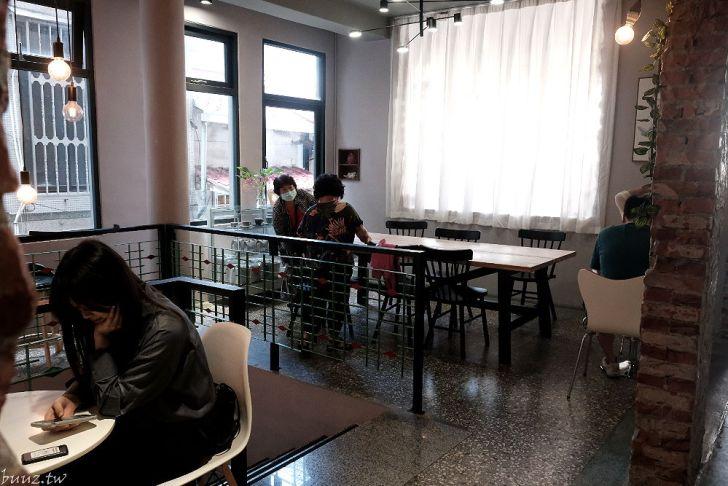 20210926175442 18 - 巷弄內的隱密咖啡館,駿咖啡,二樓散發的老屋氛圍讓人著迷~