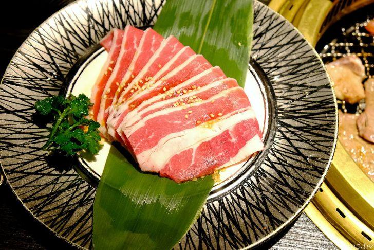20210929190006 13 - 黑色風格燒肉店,Nikuniku 肉肉燒肉,豪華套餐品嚐極上牛小排、翼板牛小排