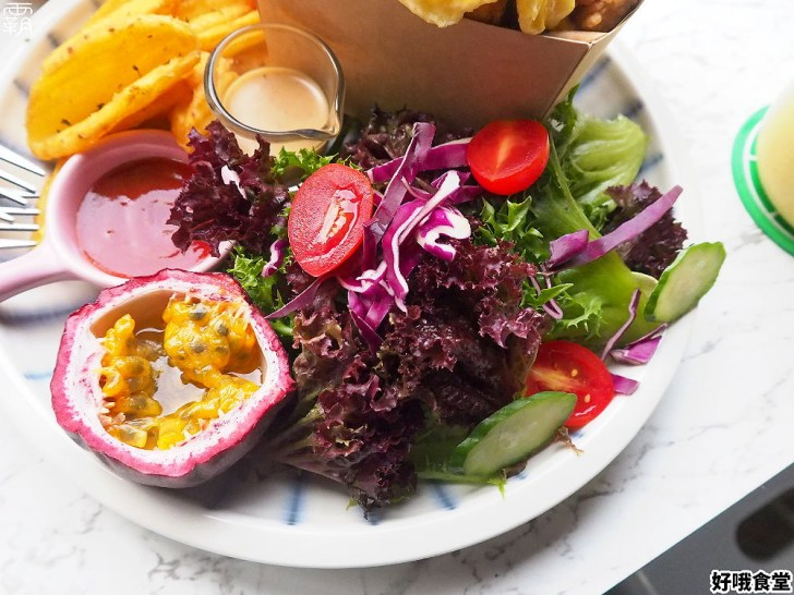 P9240096 01 - 熱血採訪   台中最新美食街!好哦食堂,果汁冰沙、輕食早午餐、咖哩飯及鮮燉雞湯通通在這邊!