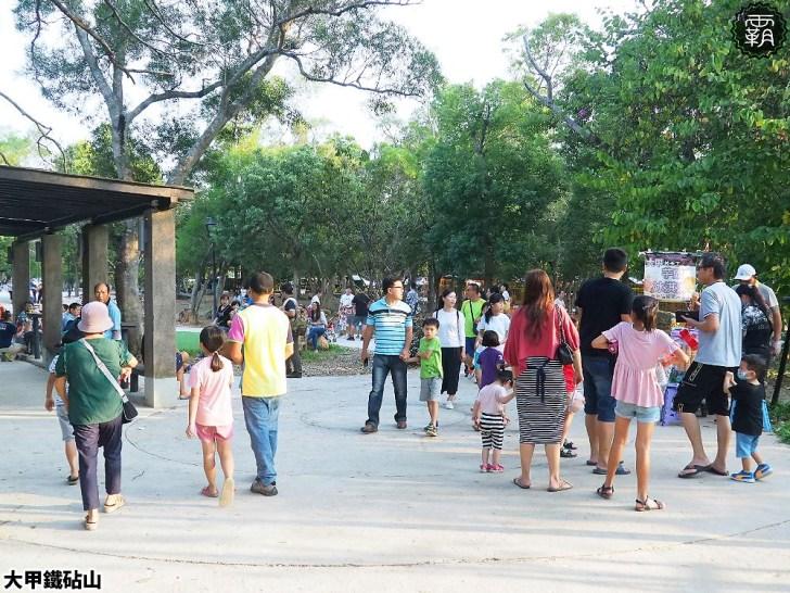 PA040157 01 - 雕塑公園新增溜滑梯、沙坑、爬網等設施,假日時刻家長們溜小孩的好去處~