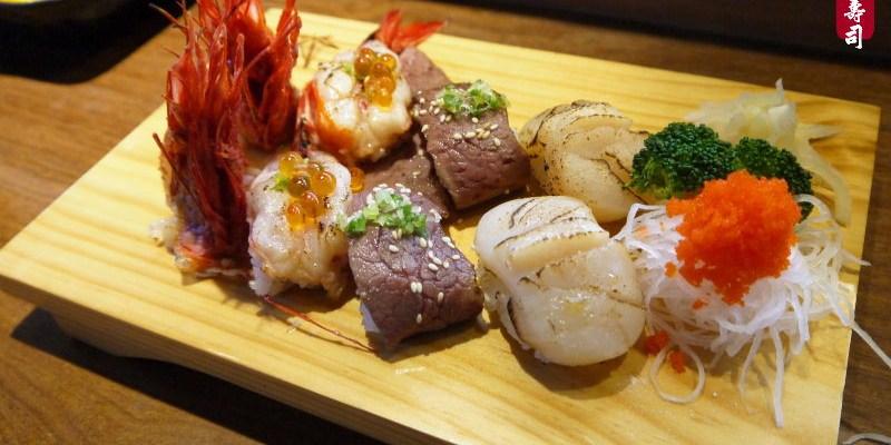 「立花日式壽司」~ 新鮮食材,滿足味蕾,還免收服務費!!!