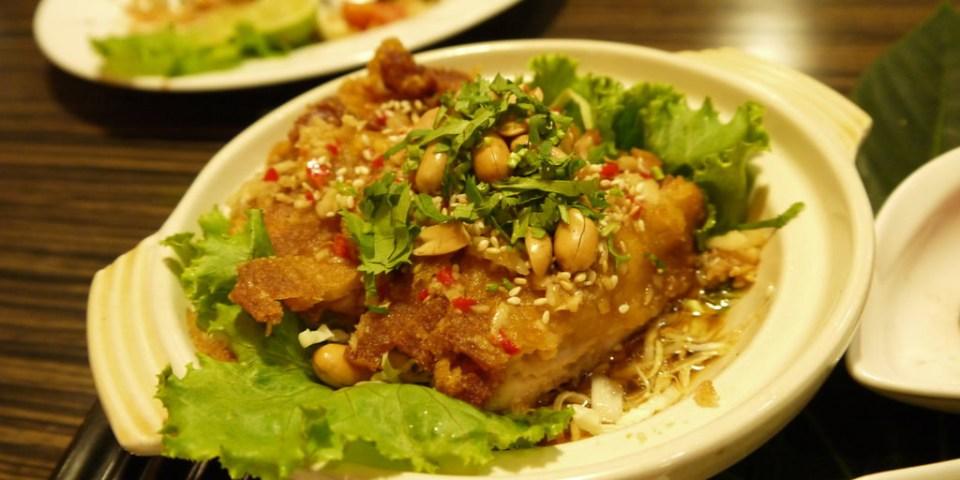 思鄉化作泰國家鄉味,「阿杜皇家泰式料理」~