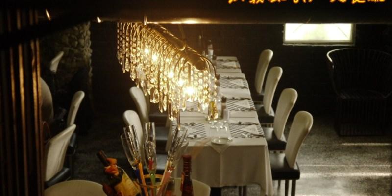 古堡內的西餐廳,「法義風味人文餐廳」~