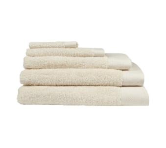 Toallas de algodón orgánico