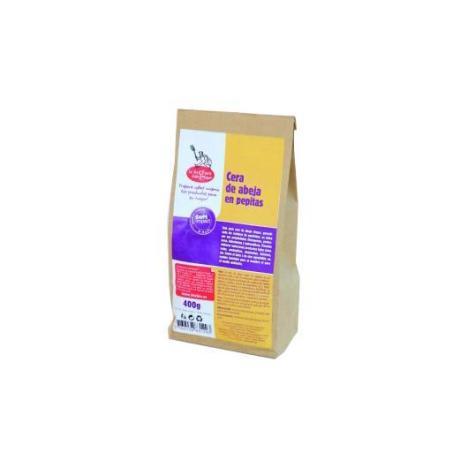 Cera de abeja en pepitas 400 gramos