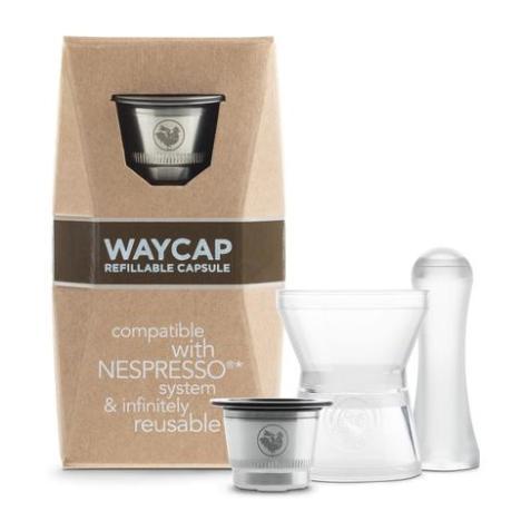 Cápsulas reutilizables para Nespresso