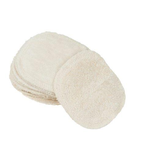 Discos desmaquillantes de algodón orgánico