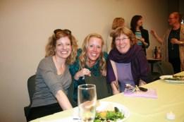 Marisa Milanese, Lesley Yoder, and Sarah Hanselman