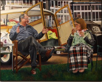 DCC Young Artist Prize: Traveller's Rest by Katherine Marrow