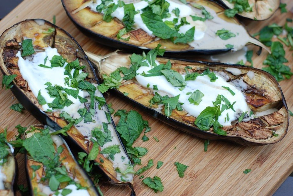 comprar tahini tahini on roasted aubergine min