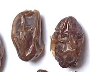 medjool Dates with High skin separation