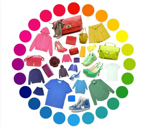 【ファッション雑学】流行色って誰が決めるの?