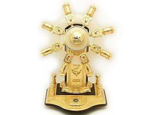 8-Spoke Feng Shui Ship Steering Wheel1