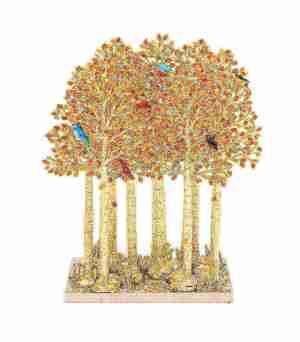 8 Feng Shui Wealth Trees