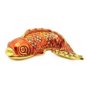 Bejeweled Carp Fish1
