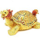 Bejeweled Wish Fulfilling Dragon Tortoise1