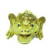 Bejeweled Wish-Fulfilling Money Frog1