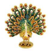 Bejeweled Wish Fulfilling Peacock1