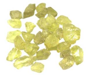 Citrine Crystal Chips 100 Gram1