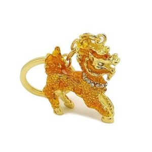 Dragon Horse Chi Lin Amulet1