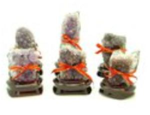 Feng Shui Natural Amethyst Geode