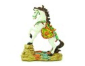 Feng Shui White Horse for Success