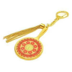 Fire Protection Wheel Mirror of Avalokiteshvara Amulet1