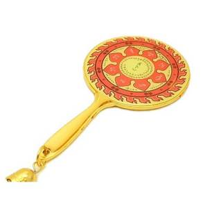 Fire Protection Wheel Mirror of Avalokiteshvara1