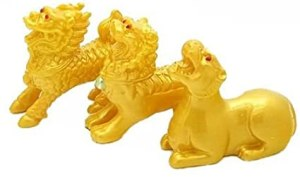 Golden Three Divine Guardian