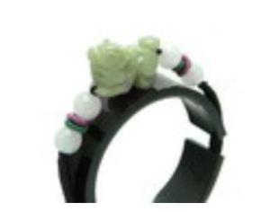 Green Jade Pi Xie Feng Shui Bracelet