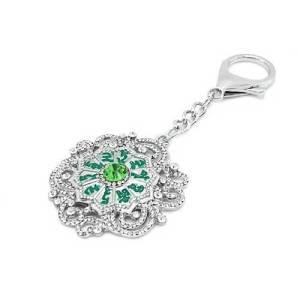 Green Tara Mantra Key Chain1