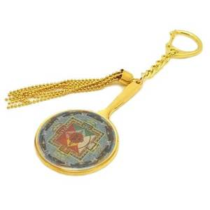 Inner Celestial Mansion of Avalokiteshvara Mirror Amulet1
