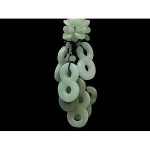 Jade Cluster Infinity 8 Hanging1