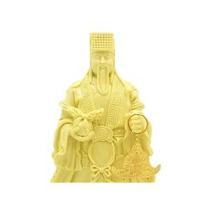 Jade Emperor with Sun & Moon Wind Chime1