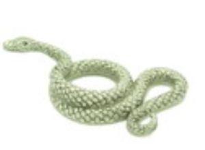 Pewter Chinese Horoscope Animal Snake
