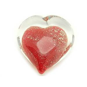 Red Crystal Heart1