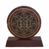 Sacred Magic Wheel Plaque