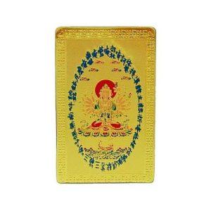 Thousand-Hand Guan Yin Amulet1